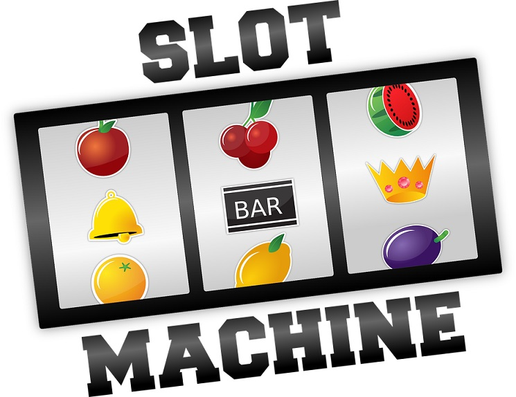 Slot machine fruit1