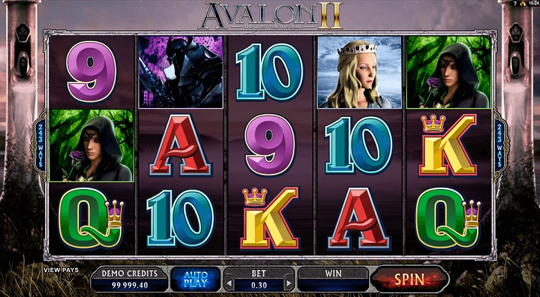 avalon 2 microgaming