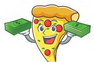 dollar pizza