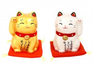maneki-neko cat