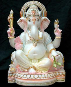elephant ganesh god