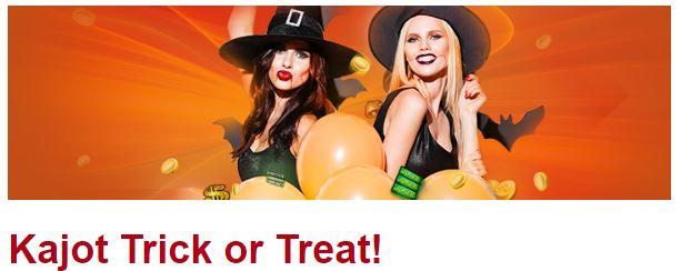 bonusy kasynowe Halloween Kajot