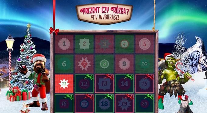 Najlepsze świąteczne bonusy w kasynach online