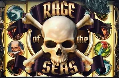betsafe rage of the seas logo
