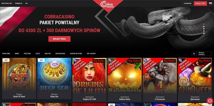 Cobra casino pic