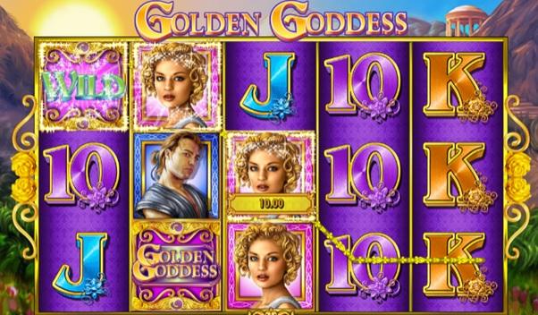 Golden goddess pic 4