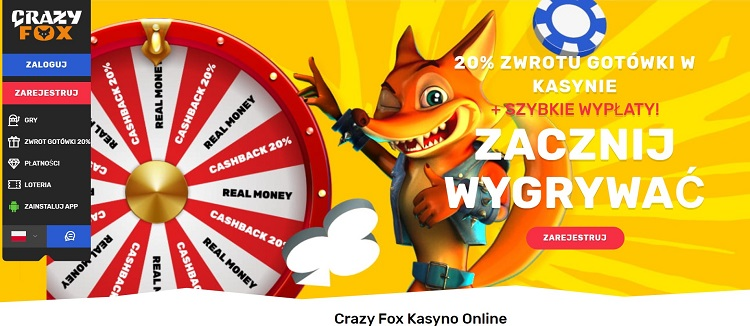 crazy fox casino pic 1