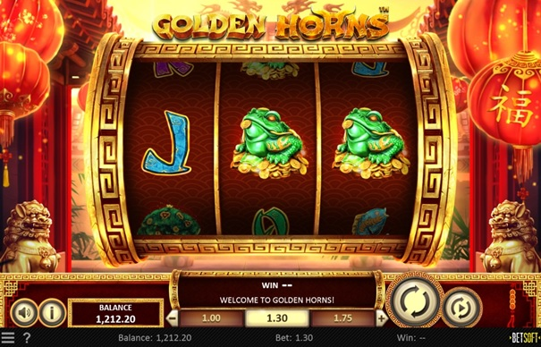 Golden Horns – nowość of Betsoft news item 2