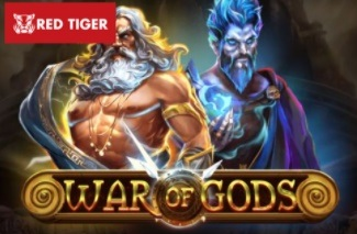 War of gods red tiger gaming news item