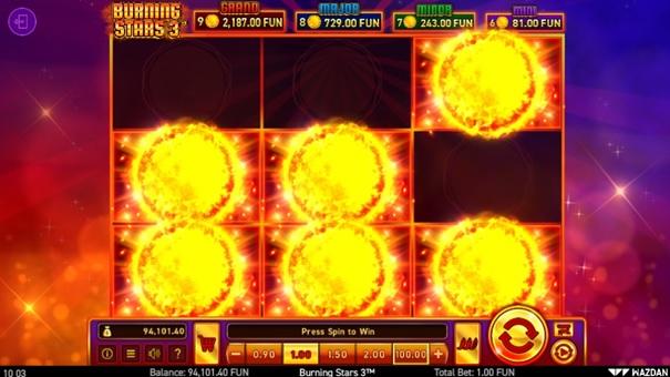 Burning Stars 3 news item 2