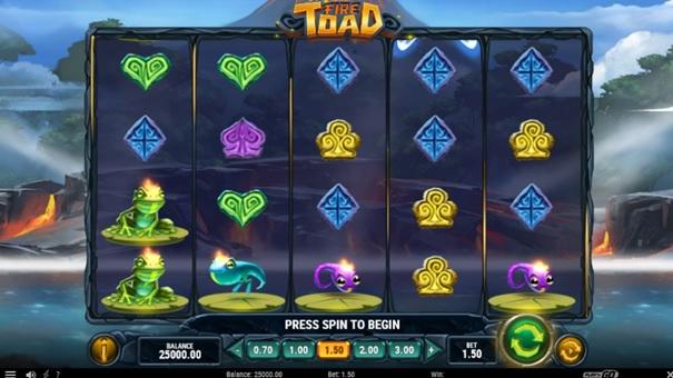 Toad od Play'n Go – kolejny news item 2