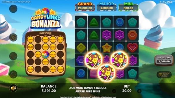 Candy Links Bonanza news item 2