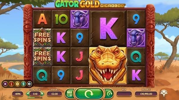 Gator Gold Gigablox – news item 2