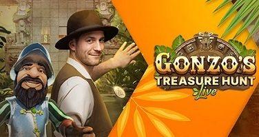 Gonzo's Quest Treasure enws item 1