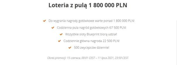 800 000 zł do odebrania w Betsson news item 2
