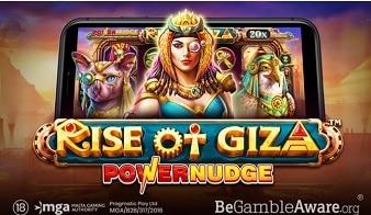 Rise of Giza PowerNudge item berita 1