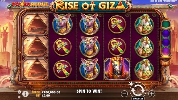 Rise of Giza PowerNudge berita item 2